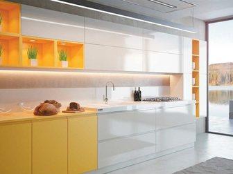 Свежее изображение  Кухни от фабрики ЗОВ МЕБЕЛЬ 35016350 в Новосибирске