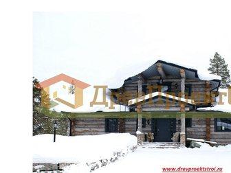 Просмотреть изображение Строительство домов Проектирование и строительство домов из Карельской сухостойной сосны Kelo 35219828 в Новосибирске