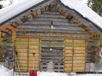 Просмотреть фото Строительство домов Проектирование и строительство домов из Карельской сухостойной сосны Kelo 35219828 в Новосибирске