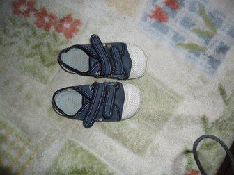 Увидеть фото Разное Джинсовыйе кеды для мальчика 35302914 в Новосибирске