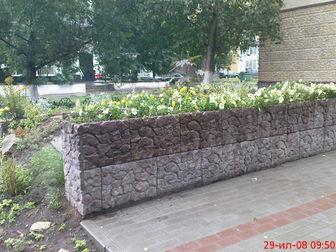 Новое фотографию Отделочные материалы Фасадные панели под камень крепление под дюбель 35722278 в Новосибирске
