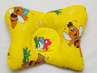 Скачать фотографию Детские автокресла Ортопедическая подушка (бабочка) для новорожденных ТОП-110 35901322 в Новосибирске