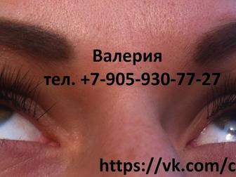Скачать фото  Наращивания ресниц 36549995 в Новосибирске