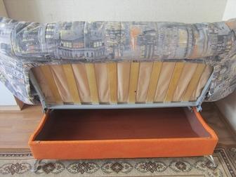 Смотреть изображение Мягкая мебель Продам диван 36646318 в Новосибирске