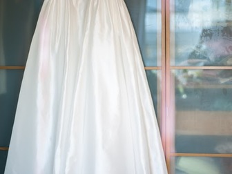 Уникальное изображение Свадебные платья Продам свадебное платье от Oleg Cassini (оригинал) 36722386 в Новосибирске