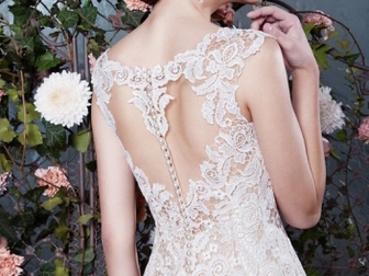 Уникальное foto Свадебные платья Продам свадебное платье Tina 36771663 в Новосибирске