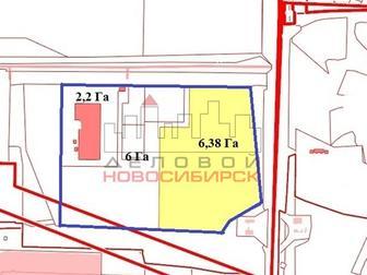 Увидеть фото Земельные участки Продажа земли коммерческого назначения 26 000 кв, м 37146878 в Новосибирске