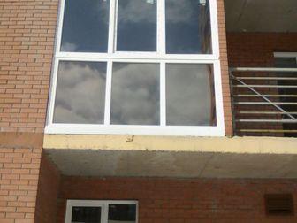 Уникальное фотографию Двери, окна, балконы Пластиковые окна, Двери, Остекление балконов 37199461 в Новосибирске