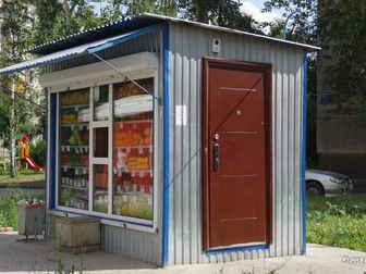 Свежее изображение  Продаётся отличный киоск, 37328385 в Новосибирске