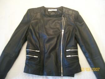 Смотреть фото Женская одежда куртка коженная 37379208 в Новосибирске