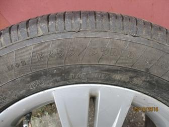 Скачать бесплатно фотографию  шина с диском БМВ р18 37415983 в Новосибирске