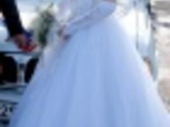 Скачать бесплатно foto Свадебные платья Шикарное пышное свадебное платье 37416289 в Новосибирске