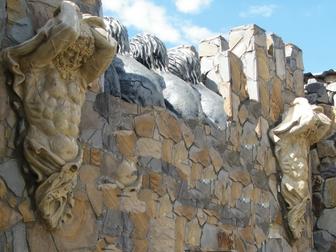 Просмотреть фото  атлант Эллада для фасадного и интерьерного декора 37578185 в Новосибирске