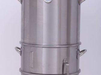 Новое foto  Многофункциональная печь-мангал для приготовления на свежем воздухе 37956224 в Новосибирске