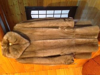 Просмотреть изображение  Шуба норковая 48-50 размер 37991288 в Новосибирске