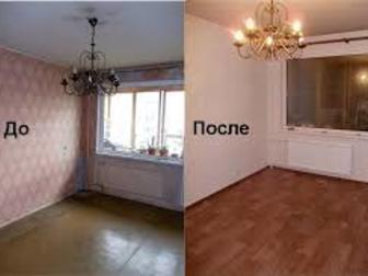 Просмотреть фото Ремонт, отделка Ремонт квартир и офисов 38105125 в Новосибирске