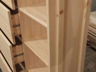 Свежее foto Мебель для детей Комоды 38728595 в Новосибирске