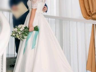 Новое foto  Свадебное платье 38755302 в Новосибирске
