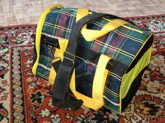 Уникальное foto Отдам даром - приму в дар Одам сумку для переноски кошек, 38774332 в Новосибирске