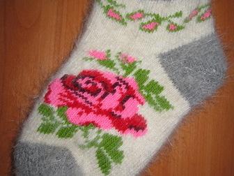Просмотреть foto  Предлагаю шерстяные носки оптом 39016349 в Новосибирске