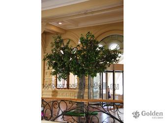 Свежее фото Ландшафтный дизайн Искусственные деревья больших размеров 39327567 в Новосибирске