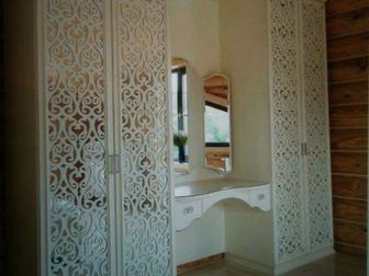 Просмотреть фото Кухонная мебель Производство любой корпусной мебели на заказ, Замер Беслатно! На встроеннуую технику при изготовлении кухни скидки до 30% 40010420 в Новосибирске