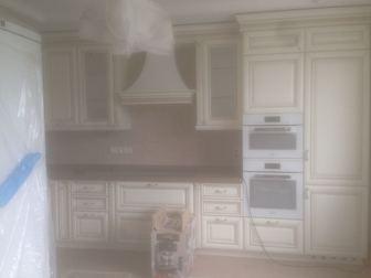 Новое изображение Кухонная мебель Производство любой корпусной мебели на заказ, Замер Беслатно! На встроеннуую технику при изготовлении кухни скидки до 30% 40010420 в Новосибирске