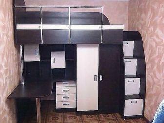 Смотреть фото Кухонная мебель Производство любой корпусной мебели на заказ, Замер Беслатно! На встроеннуую технику при изготовлении кухни скидки до 30% 40010420 в Новосибирске
