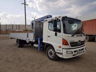 Просмотреть фото Аренда и прокат авто Аренда самогруза 8 тонн в Новосибирске 44571520 в Новосибирске