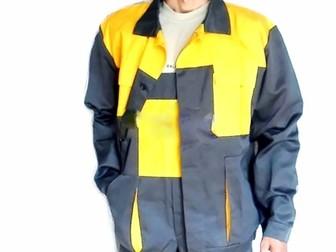 Увидеть фотографию Пошив, ремонт одежды Спецодежда оптом от производителя 45267183 в Новосибирске