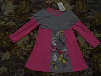 Скачать фото Детская одежда Платье трикотажное на девочку 51785261 в Новосибирске