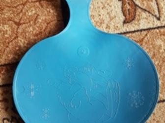Увидеть фото Детские игрушки Ледянки детские пластиковые 51790552 в Новосибирске