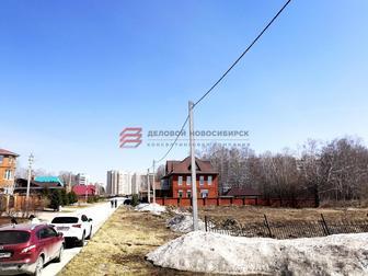 Смотреть фото Земельные участки Продажа земельного участка в Краснообске 66352475 в Новосибирске