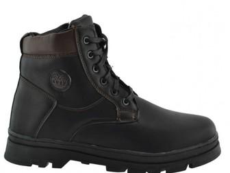 Смотреть изображение Мужская обувь Продам мужские зимние ботики треккинговые 67787279 в Новосибирске
