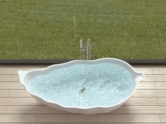 Скачать фото  Оптовые поставки ванн и раковин из искусственного камня, 67893374 в Новосибирске
