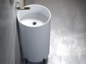 Смотреть фото Мебель для ванной Оптовые поставки ванн и раковин из искусственного камня 68926291 в Новосибирске