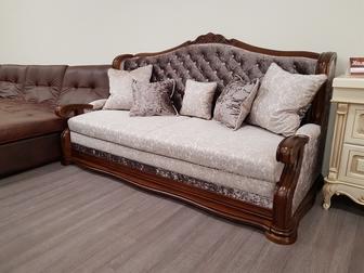 Смотреть фото Мягкая мебель Продам диван-кровать Юнна-СТМ 69468650 в Новосибирске