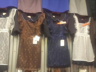 Скачать бесплатно фото Женская одежда Школьные фартуки белые черные цветные школьные фартуки 69573761 в Новосибирске