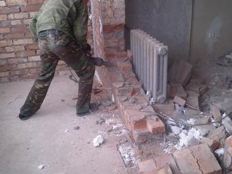 Скачать изображение  демонтажные работы, демонтаж стен 70347141 в Новосибирске