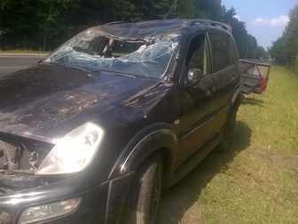 Увидеть foto Аварийные авто пострадал только кузов! мотор и все остальное в порядке! 70449217 в Новосибирске