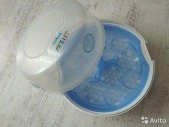 Продам стерилизатор для  СВЧ- печки, Состояние: Б/у в Новосибирске