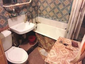 Увидеть foto  Сдается 2к квартира ул, Гоголя 233/2 Дзержинский район 44кв/м ост, Гостиница Северная 71523174 в Новосибирске