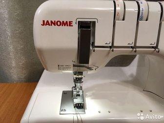 Продам новуюРаспошивочная машина Janome Cover Pro II,  Не пользовалась, Количество операций: 8Рабочая площадь 210x240 ммСкорость шитья до 1000 стежков/минДлина стежка в Новосибирске