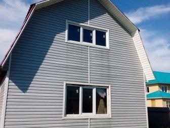 в собственности дача 10 соток,недостроенный  дом 2 этажа 1-й 6х6м два окна ,2-й 6х4м мансардного типа,веранда 6х3м, сто метров до реки Обь,  Недалеко лес ,  рядом в Новосибирске