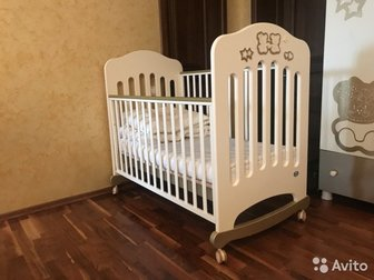 Детская кровать в идеальном состоянии в Новосибирске