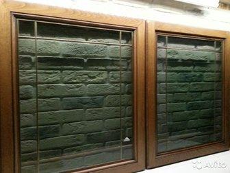 Размер 595?705 ммФасады с  витражом, центральное стекло с фальцетомСтоимость указана за одну штуку в Новосибирске