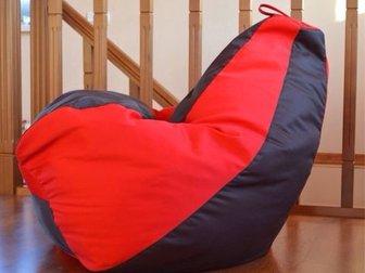 Реальная цена! Большой размер! Самые крутые кресла- мешки!) Любые цвета, размеры под заказ, можем сделать с логотипом и любой картинкой) Размер: высота 130, диаметр в Новосибирске