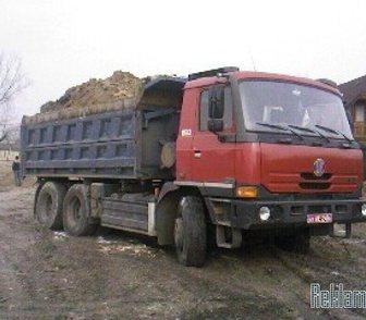 Фотография в Строительство и ремонт Другие строительные услуги Продаем сыпучие строительные материалы песок, в Новосибирске 130