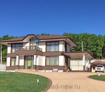 Фото в Строительство и ремонт Строительные материалы Фасадные панели Nichiha используются для в Новосибирске 1470