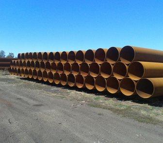 Изображение в Труба стальная Бу, восстановленные Продам трубу б/у  219х5 п/ш, нерабочая ветка в Новосибирске 0